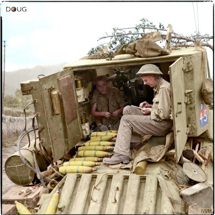Compte des munitions (28 septembre 1943)