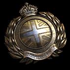 Photos colorisées de l'armée anglaise