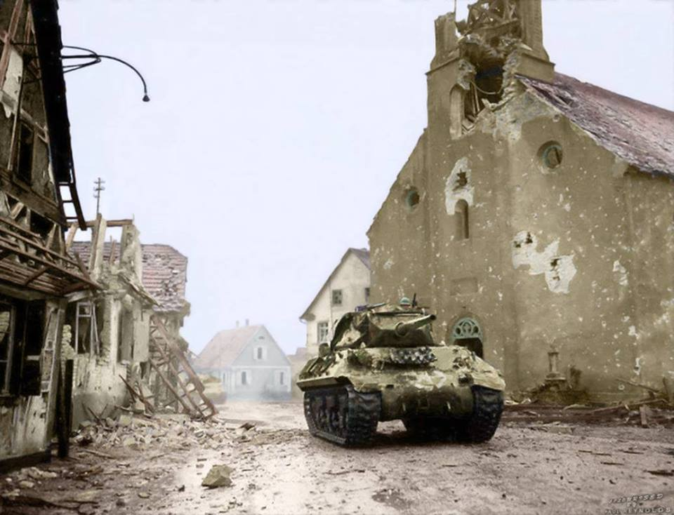 Chasseur de chars (4 février 1945)