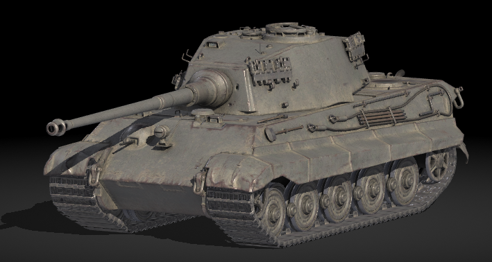 Panzer VI ausf. B Tigre II
