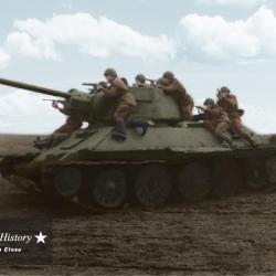 Opération Zitadel (juillet 1943)