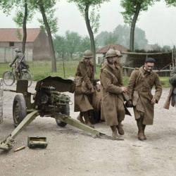 Français prisonniers (23 mai 1940)